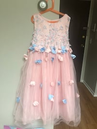 Pink Party Dress Size 10y Jersey City, 07302
