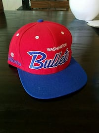 red and blue fitted cap Huntington Beach, 92647