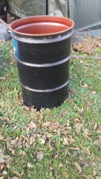 55 gal metal barrel with resealable lox 18 km
