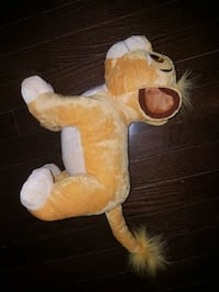 Lion King Simba Disney Plush Toy