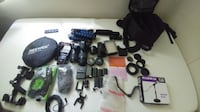 Canon DSLR 70D Kit with tons of extras Baltimore, 21206