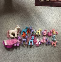 My little pony (mlp) $2 each  Sherwood Park, T8A 3Y3