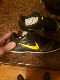 Looking to sell boys size 2 brand new cleats