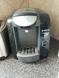 black and grey Bosch Tassimo Edmonton, T5K 1R6