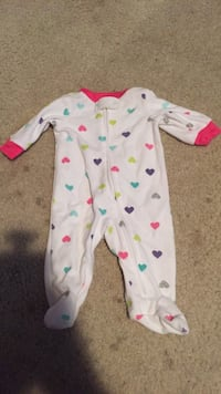 Baby's white footies Oxon Hill, 20745