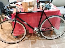 Pake bicycle. Excellent condition for an excellent conditioning bike.