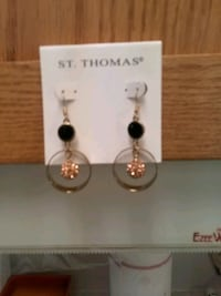 Rose Gold earrings Edmonton, T5K 2A6