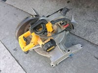 yellow and black Ryobi miter saw Los Angeles, 90023