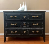 French provincial dresser/ buffet table  Gainesville, 20155