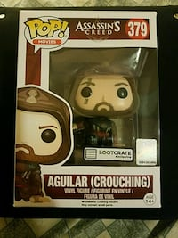 Aguilar Assissins Creed Funko Pop Palmdale, 93550