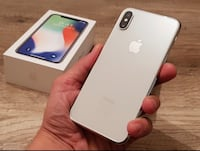 iPhone X 64 GB Silver wie nue Hamburg, 21079