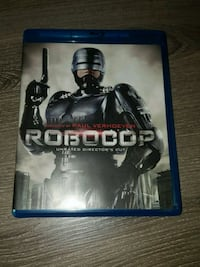 Robocop Remastered Unrated Director's Cut (blu-ray movie) Gaithersburg, 20879
