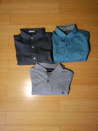 Volcom collar shirt collection