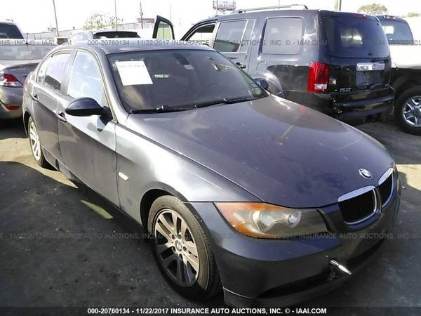 Used 2006 Bmw E90 325i For Parts Parting Out Blue 328i 330i Xi For