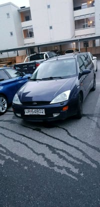 Ford  - focus - 1999 5920 km