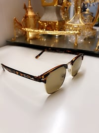 Ray-Ban Clubmaster solbriller