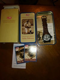 LIFE Legends of baseball coll. Jackie Robinson Beaumont