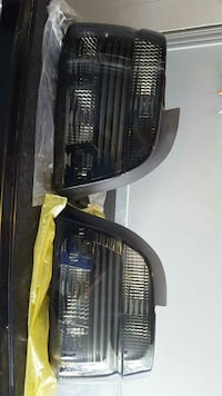two black framed car headlights Blainville, J7C 1K4