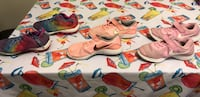 Nike and Sketchers girls shoes Cary, 27513