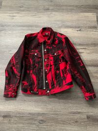 Supreme x Gaultier Denim Jacket