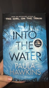 Libro Into The Water de Paula Hawkins
