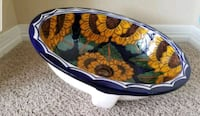 Mexican hand painted sink 1450 mi