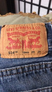 brown and black Levi Strauss & Co Sand City, 93955