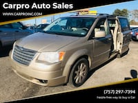 Chrysler-Town and Country-2009 Chesapeake