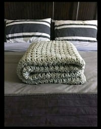 New Price! Hand Made Cotton Blanket! Whitby, L1M 2B9