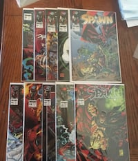 Spawn Comics #11-40 and More Vernon, 06066