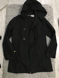 Soia and Kyo trench coat Toronto, M6S