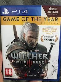 The Witcher III  Güngören, 34160