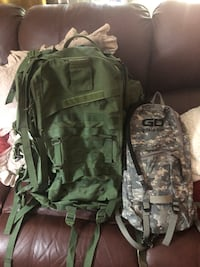 Military backpack  Annandale, 22003