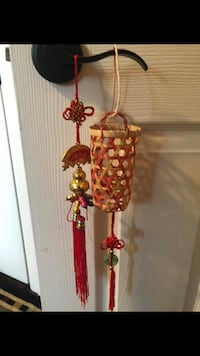 Two Chinese Style Decorations  Aurora, L4G 2T7