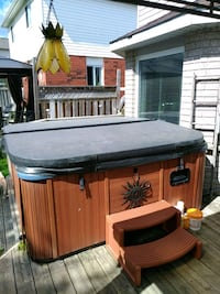 87x94in hottub cover with lifter Cambridge, N1P 1G1
