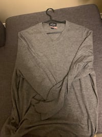 Cashmere long sleeve XL