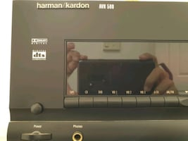 Harman Kardon 5.1 Channel 70 Watt Receiver
