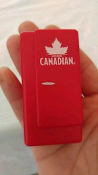 Molson Canadian blue tooth speaker
