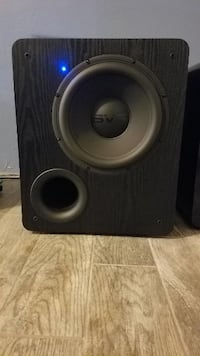 "Pair of SVS PB-2000, 12"" Subwoofers for Sale"