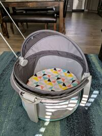 Fisher Price On-the-Go Baby Dome Edmonton, T6B 0R2