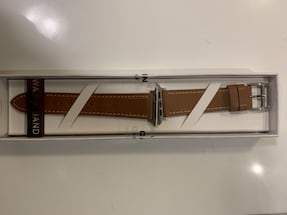 Apple Watch faux leather strap 42mm