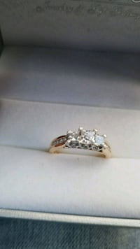Engaement ring Due West, 29639