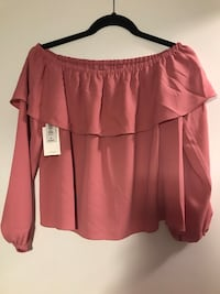 Aritzia Wilfred Morel Top Size Small Surrey