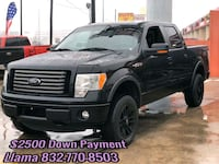 Ford - F-150 fx4- 2012 $2500 Down payment