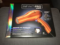 Conair Infiniti Pro 1875 Watt Hair Blow Dryer