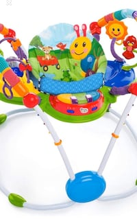 Baby Einstein play chair Maple Ridge, V2X 4J5
