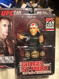 GSP champion UFC collectible Mississauga, L5B 1C6