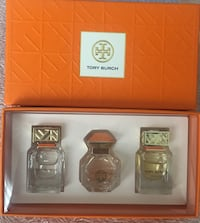 New Tory Burch perfume gift set