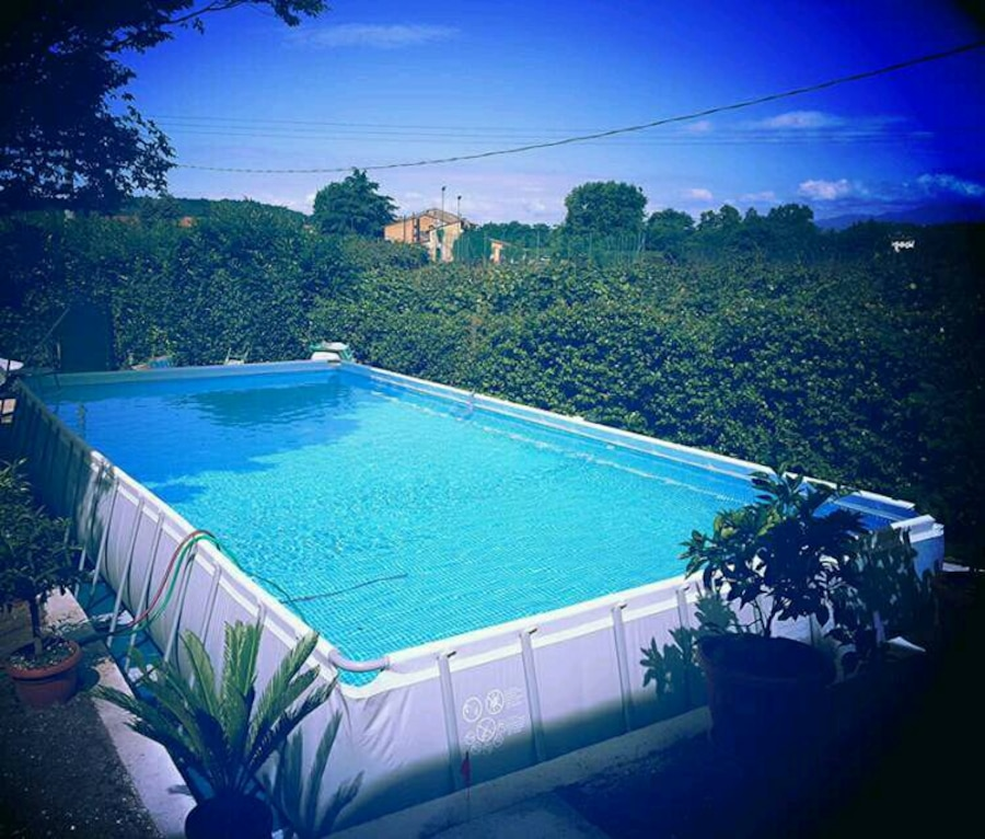 Piscina intex 975x488x132 cm usati a province of latina - Piscina agora latina ...