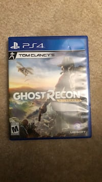 Tom Clancy's Ghost Recon Wild Lands (Used Like New) Middletown, 21769